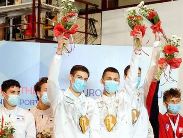 Спортсмен из Северного взял золото на первенстве Европы по многоборью