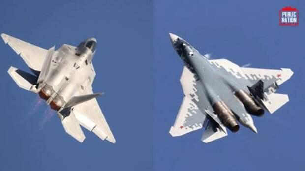 F-35 vs Су-57: все на грани фейка