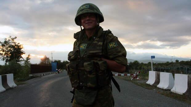 У границ России готовится новый госпереворот? Южную Осетию предостерегли от революции