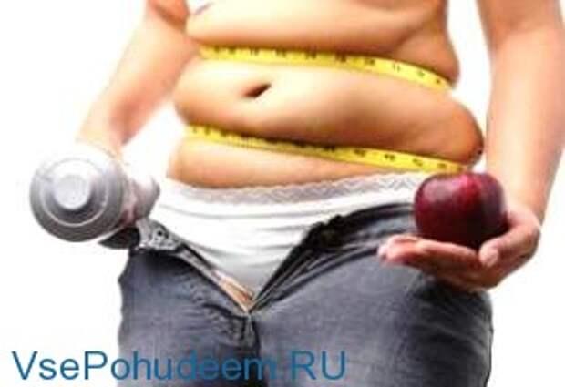 Ужасный лишний вес
