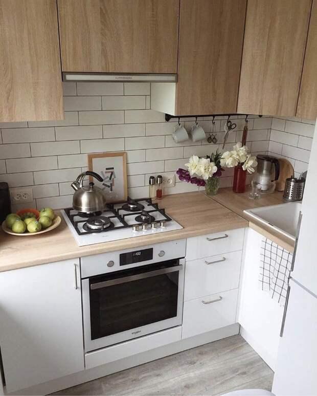 8 хитростей обустройства кухни от владельцев хрущевок