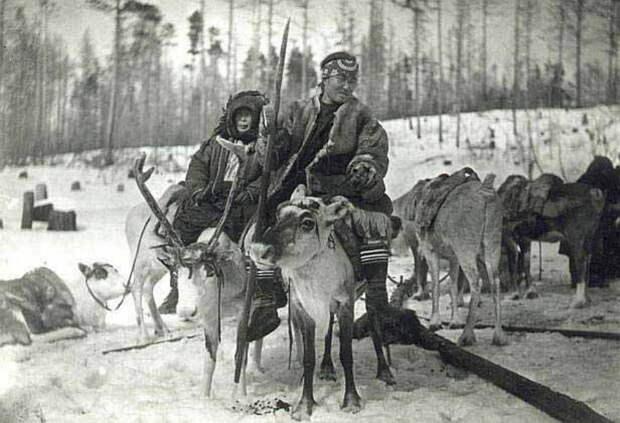 Сибирский вестерн: как в1943 году ловили банду эвенка Павлова, грабившего золотые прииски
