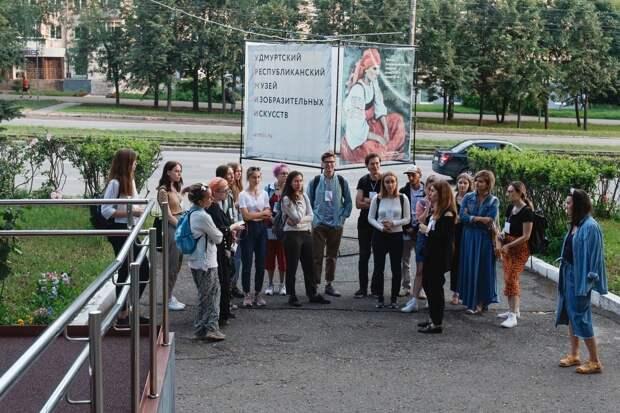 Жителей Удмуртии призвали выбрать новый фирменный стиль «Музея ИЗО»