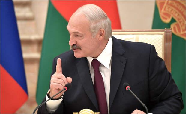 От господина Лукашенко такого не ожидал!