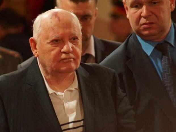 """Горбачев: """"Я потерял настоящего друга"""""""