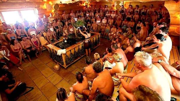 Русская баня в Германии Сруб, Плотник, Деревянный дом, Баня, Термальные источники, Курорт, Спа, Длиннопост