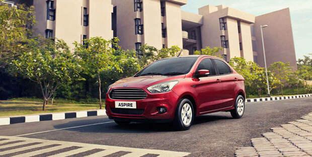 Ford представил новый бюджетный седан дешевле Фокуса