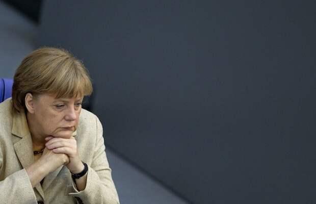 Масштабная интернет-акция против Ангелы Меркель