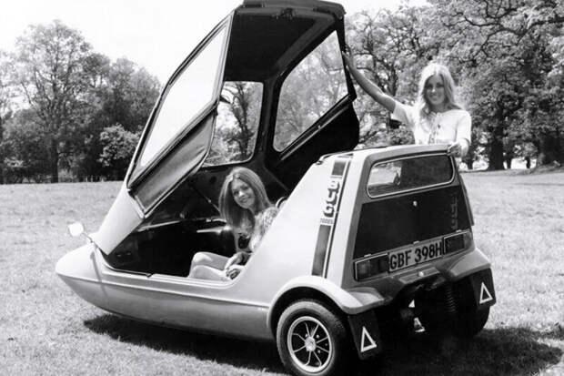 Самые странные автомобили в истории человечества.