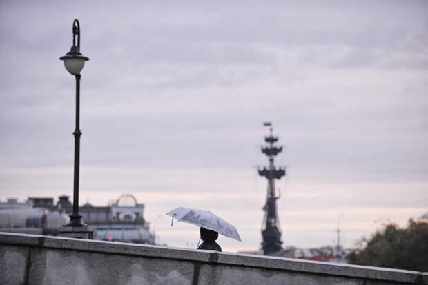 Начало сентября в Москве стало самым холодным с начала века