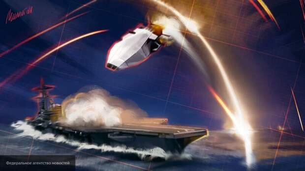 """Российская ракета """"Циркон"""" полностью изменит баланс сил в мировом океане"""