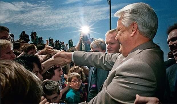 «Кульбит» 1998 года: как Борис Ельцин и правительство проиграли законам экономики