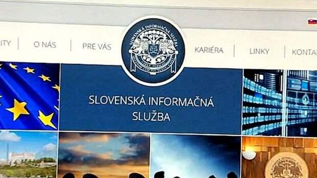 Словакия обвинила Россию впопытках проникнуть всистему госуправления