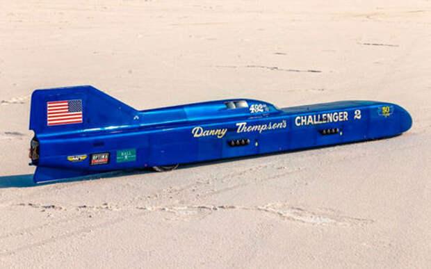 Демона скорости Challenger 2 продают с молотка