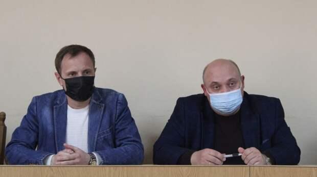 Юрий Ильин провел очередное заседание комиссии по обследованию объектов социальной инфраструктуры и экспертной оценке состояния их доступности труда в Сакском районе