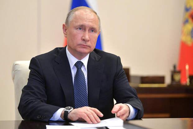 Путин продлил действие контрсанкций до конца 2022 года