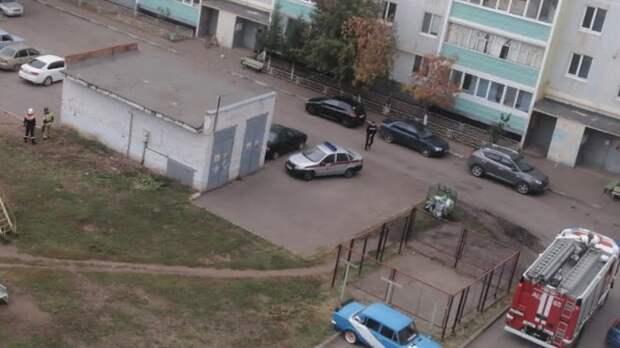 В Альметьевске задержали дебошира, угрожавшего взорвать дом