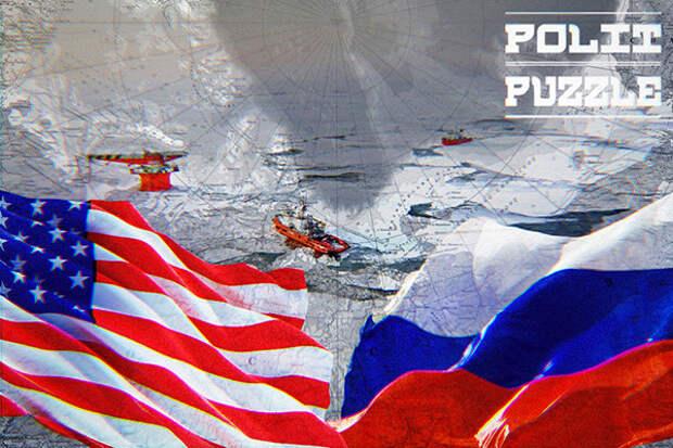 Стремительно отстающим от России американцам грозит «ледовое побоище» в Арктике