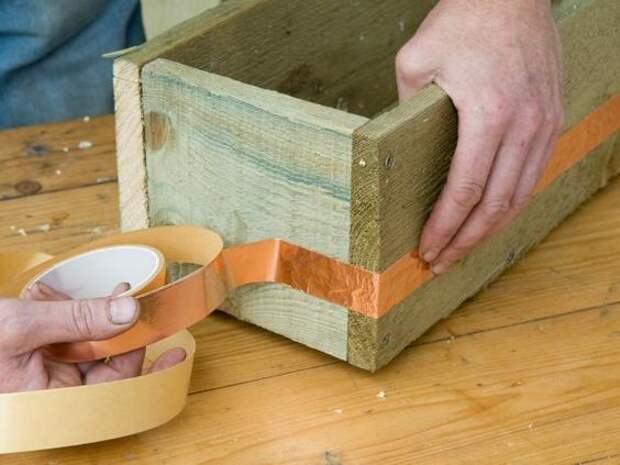 Медная лента защитит ваши растения от улиток. Незаменимая вещь для садоводов и дачников