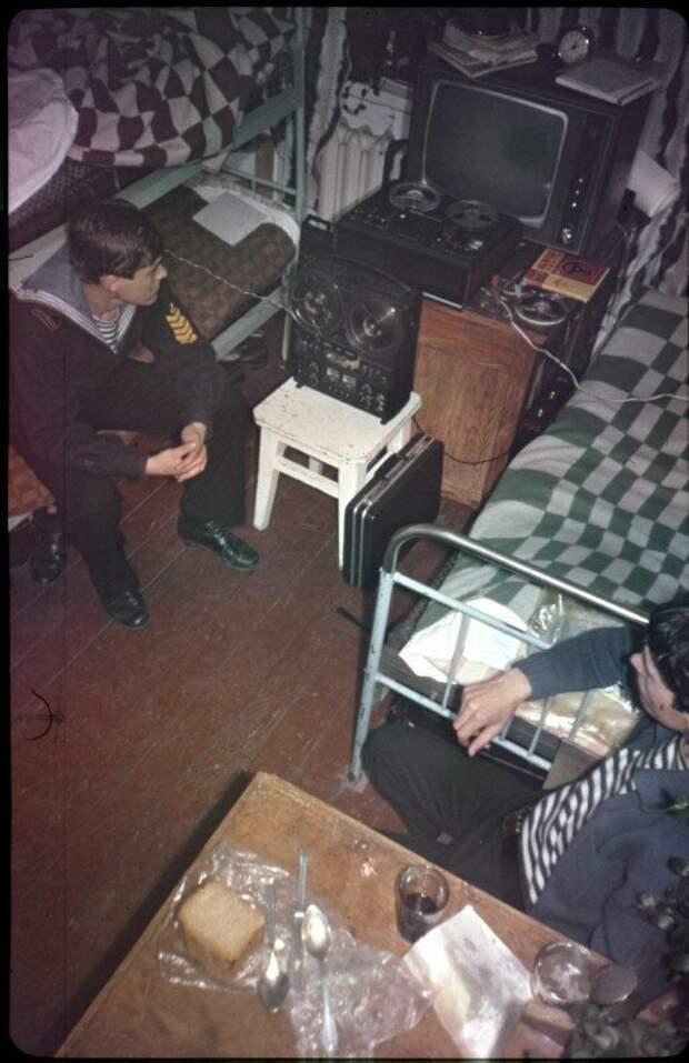 Перезапись магнитоальбомов, 1984 год, Владивосток ретро фото, фотт, это интересно