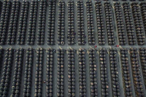 МИР ВОКРУГ. Живописный Китай с высоты птичьего полёта