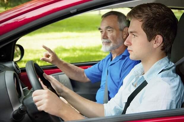 Не делайте так! 10 ошибок начинающих водителей