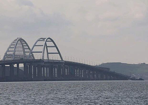 Переход в Черное море завершен: отряд кораблей Каспийской флотилии прошёл под Крымским мостом