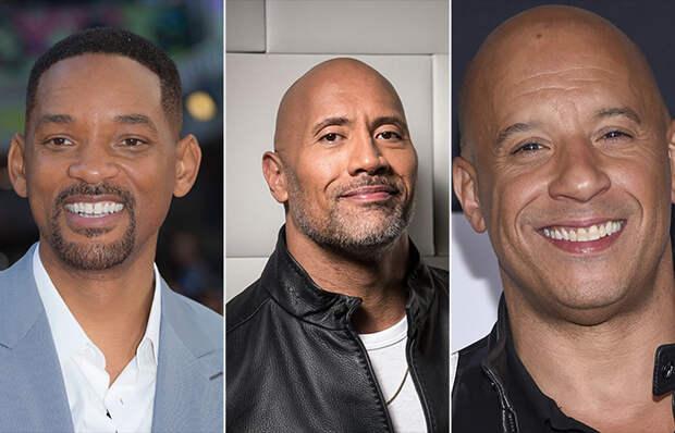 Как отразилась пандемия на гонорарах 8 самых высокооплачиваемых актеров мира 2020 года