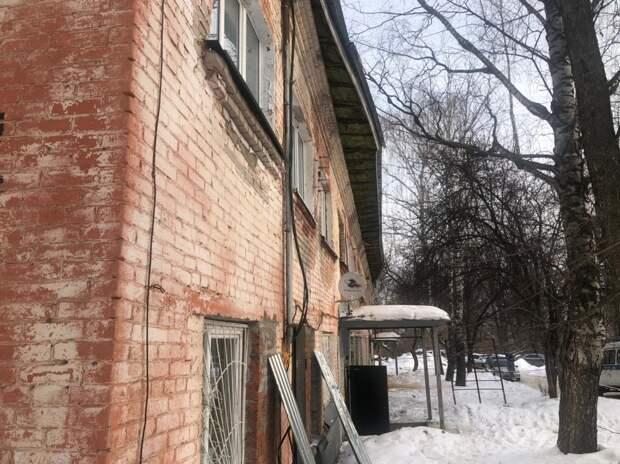 5 семей, эвакуированных из дома в поселке Машиностроителей в Ижевске, решили остановиться в санатории