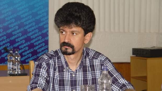 Крымский политолог Владимир Джаралла