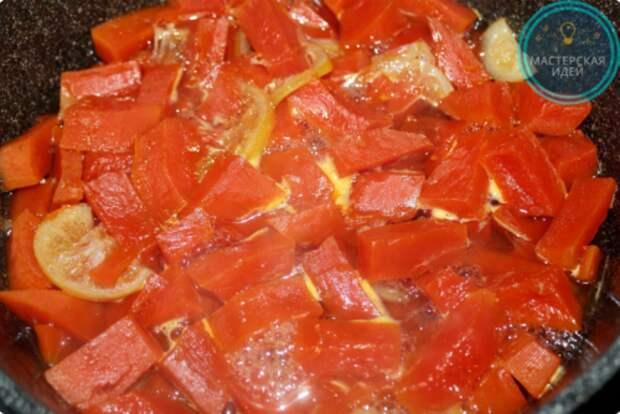 Конфеты осенью не покупаю, делаю из тыквы яркие, янтарные цукаты: вкусно, просто и недорого