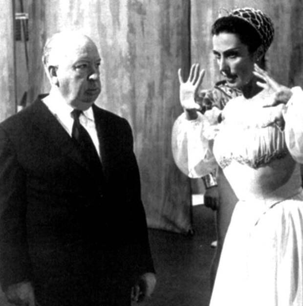 alfred  hitchcock  and   tamara toumanova  1966  1 (602x608, 65Kb)