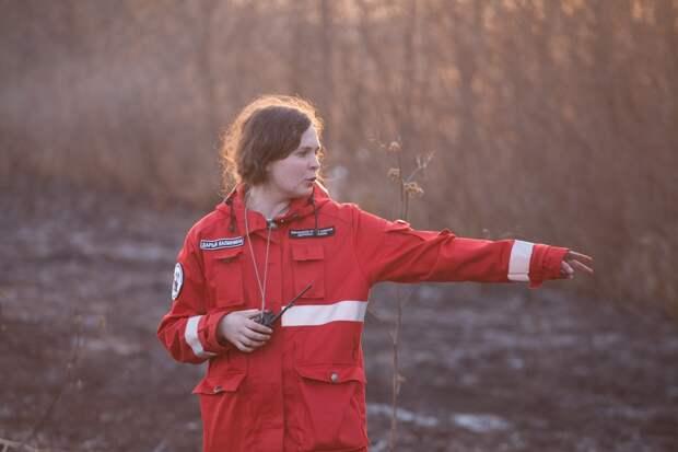 Пожары в Луганской области: волонтёры делают всё возможное, чтобы помочь