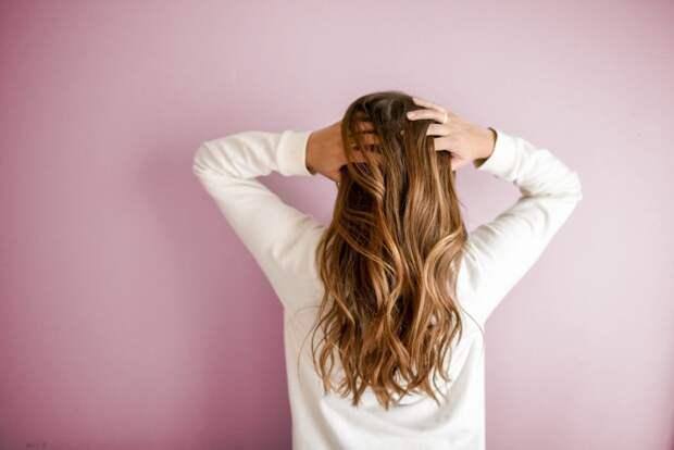 Какие вещества необходимы организму для укрепления волос?