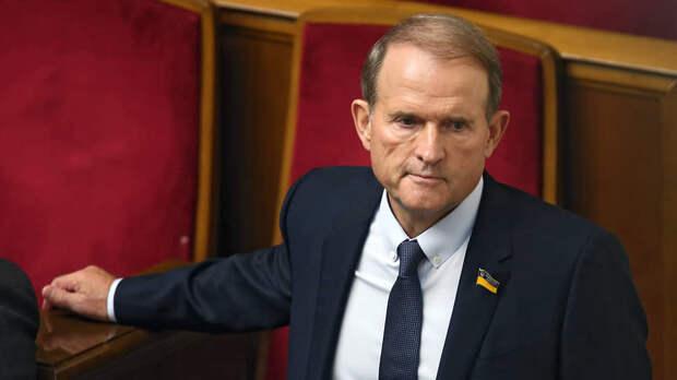 СБУ обвиняет членов движения Медведчука в посягательстве на целостность Украины