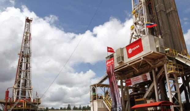 До74-летнего минимума упала добыча нефти вВенесуэле