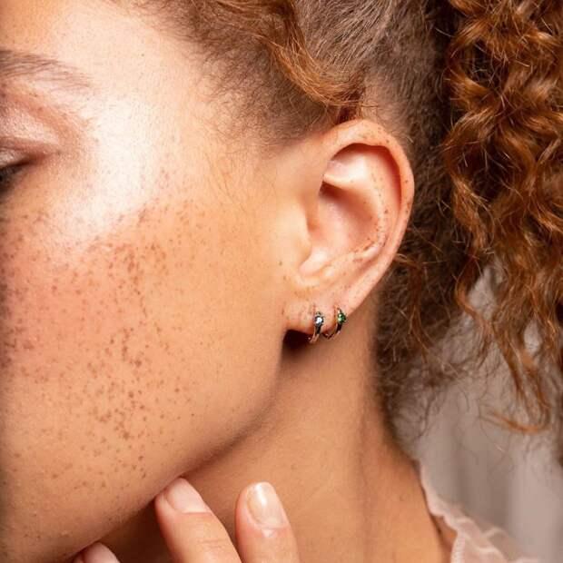 7 кайфовых идей для пирсинга в ушах