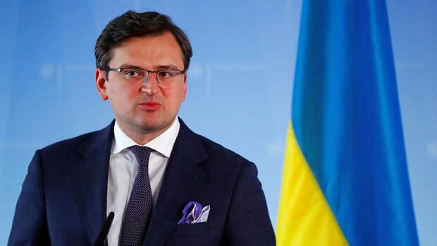 Кулеба: Киев не дождался ответа РФ на предложение Зеленского о встрече с Путиным