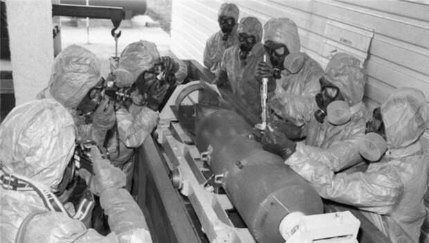 Химическое оружие война, оружие, факты