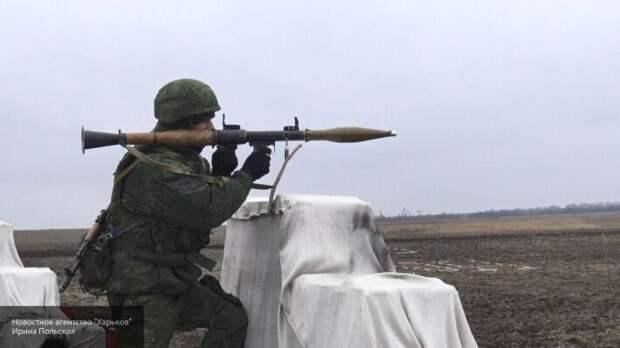 Бутусов соврал о подрыве украинского диверсанта в «серой зоне» под Горловкой