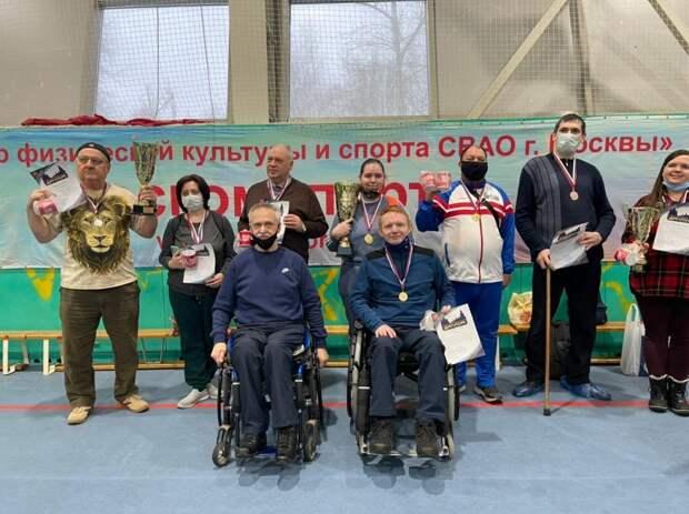 Спортсмены из Южного Медведкова стали  финалистами окружных соревнований по шашкам