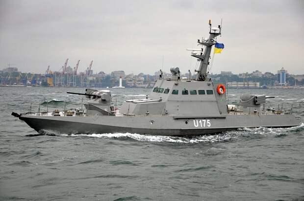 Киев выдвинул новую версию произошедшего с возвращенными катерами