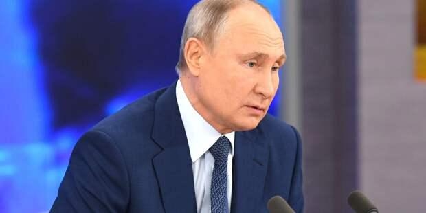 Путин встретится с иностранными бизнесменами