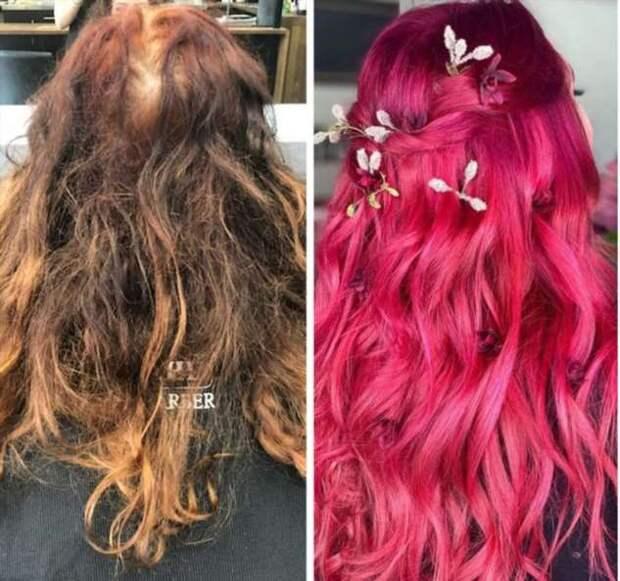 20 женщин отважились на смелые эксперименты с волосами, и это стало лучшим решением в их жизни