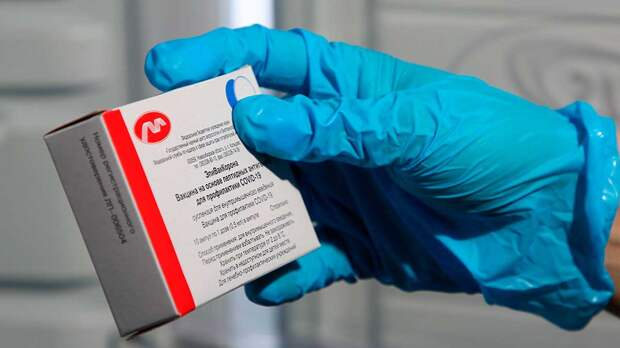 """В """"Векторе"""" назвали процент отреагировавших на прививку """"ЭпиВакКороной"""""""