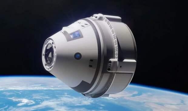Корабль Starliner поднял орбиту на 50 километров для подготовки к посадке