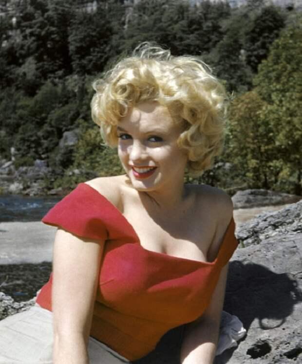 Самая знаменитая блондинка.