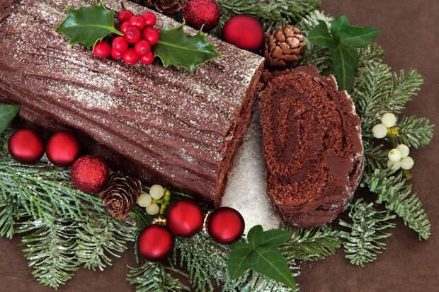 Рецепты традиционной рождественской выпечки