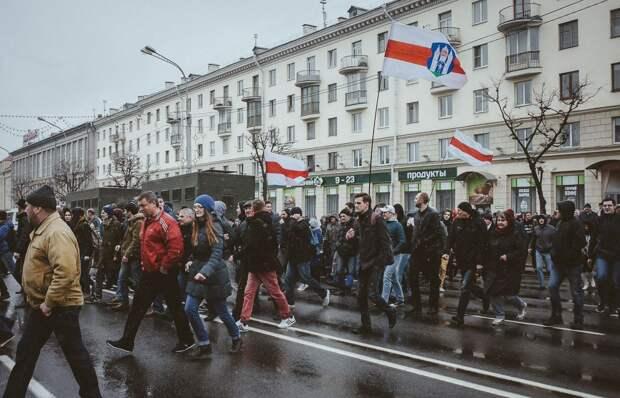 Моё отношение ко Дню воли в Беларуси