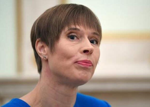 «Крымский мальчик»: президент Эстонии родила мэм об ужасах российского Крыма